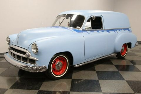 small block powered 1949 Chevrolet Streetrod hot rod for sale