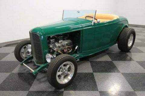 383 stroker 1932 Ford Roadster hot rod for sale