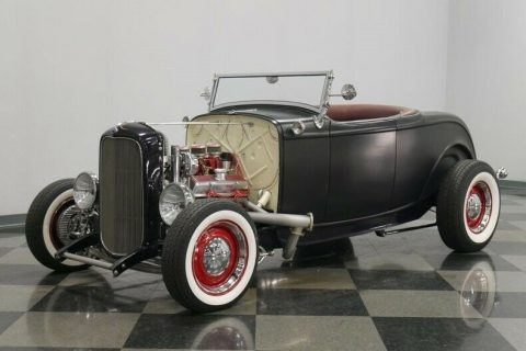 classic vintage 1932 Ford roadster hot rod for sale