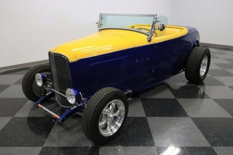 fuel injected 1932 Ford Roadster hot rod for sale