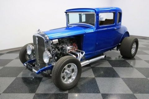 low miles 1931 Studebaker Dictator hot rod for sale