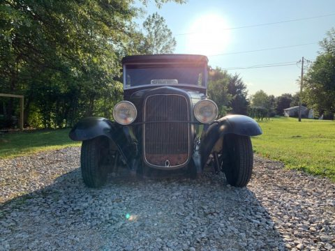 very nice 1930 Ford Model A hot rod for sale