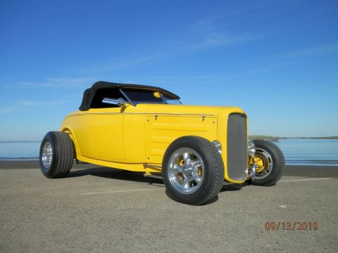 yellow beast 1932 Ford Roadster Hot Rod for sale
