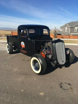 just finished 1935 Chevrolet Pickup hot rod for sale