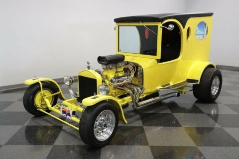 restomod 1923 Ford Model T C Cab hot rod for sale