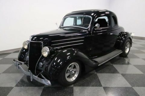 restomod 1936 Ford 5 Window hot rod for sale