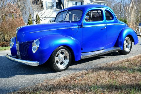 show winner 1940 Ford Standard Hot Rod for sale