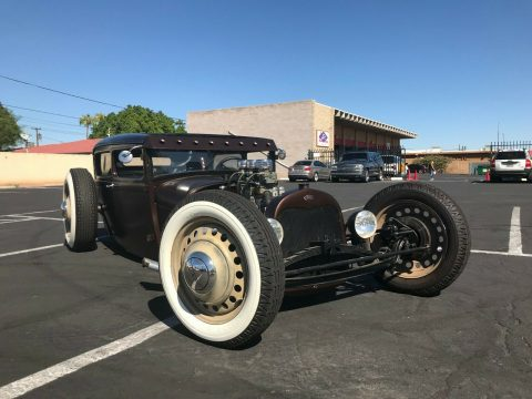 badass 1929 Ford Model A hot rod for sale