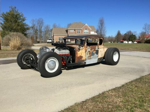 big block 1930 Ford Model A hot rod for sale