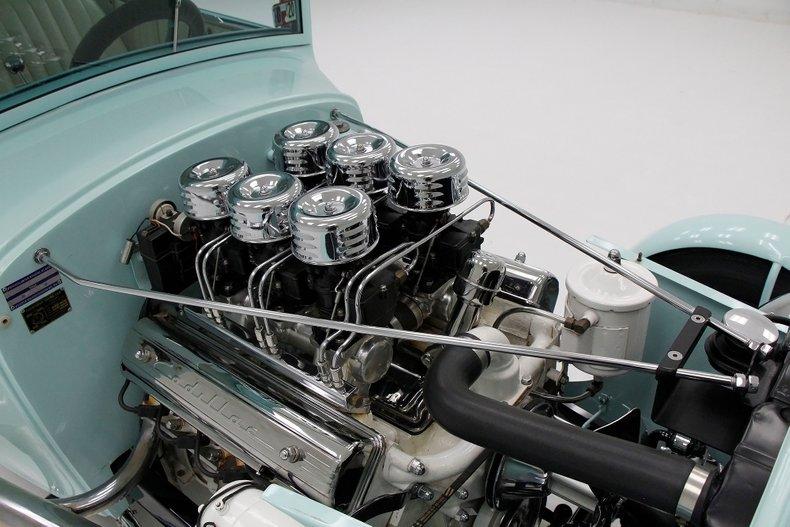 Cadillac engine 1931 Ford Street Rod hot rod