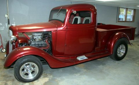 excellent shape 1936 Chevrolet Pickup hot rod for sale