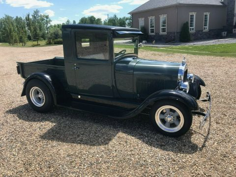 low miles 1929 Ford Model A hot rod for sale