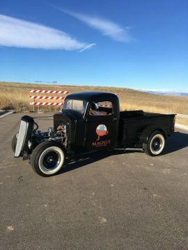 newly rebuilt 1935 Chevrolet Pickup hot rod for sale