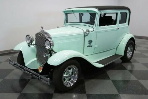 very nice 1931 Ford Model A Vicky hot rod for sale
