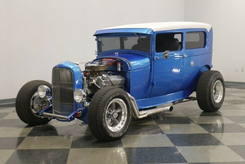 well built 1928 Ford hot rod